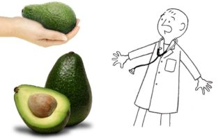 Avocado a Day keeps the doctor away