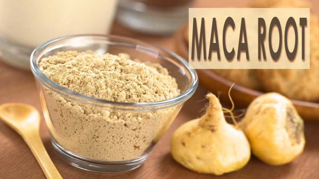 maca root