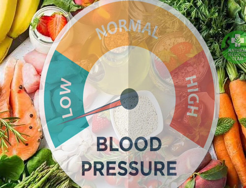 The 18 Best Foods for High Blood Pressure