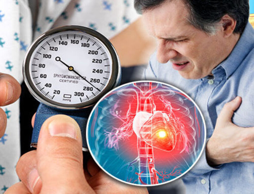 The Natural Way To Get Rid Of High Blood Pressure